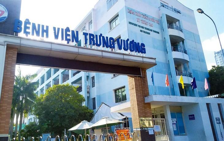 Gói thầu Thi công xây lắp Khối nhà A, các hạng mục còn lại và cung cấp, lắp đặt thiết bị thuộc Dự án Khối nhà A Bệnh viện Trưng Vương có giá hơn 332 tỷ đồng. Ảnh: Song Lê