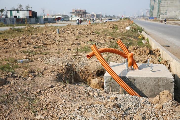 Theo khảo sát của Hội Pháp luật xây dựng Việt Nam, tranh chấp xảy ra nhiều nhất liên quan đến khối lượng, phạm vi dịch vụ và thanh toán hợp đồng xây dựng. Ảnh: Tiên Giang