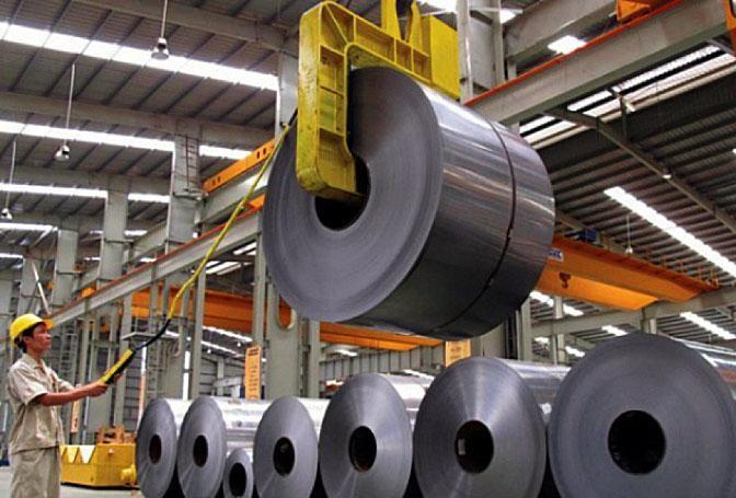 6 tháng đầu năm 2021, Công ty CP Thép Nam Kim thu về 1.166 tỷ đồng lãi ròng, gấp 4 lần lợi nhuận cả năm 2020. Ảnh minh họa: Thanh Thư