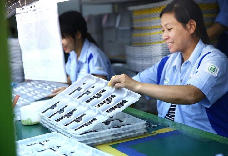 Đến 15/7, kim ngạch xuất nhập khẩu hàng hoá đạt hơn 345,4 tỷ USD
