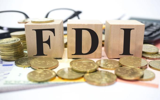 7 tháng đầu năm, vốn FDI thực hiện tăng 3,8%