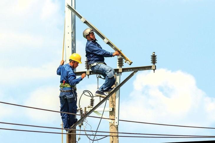Một số gói thầu của các đơn vị thuộc ngành điện không thu hút được nhiều nhà thầu quan tâm. Ảnh: Nhã Chi