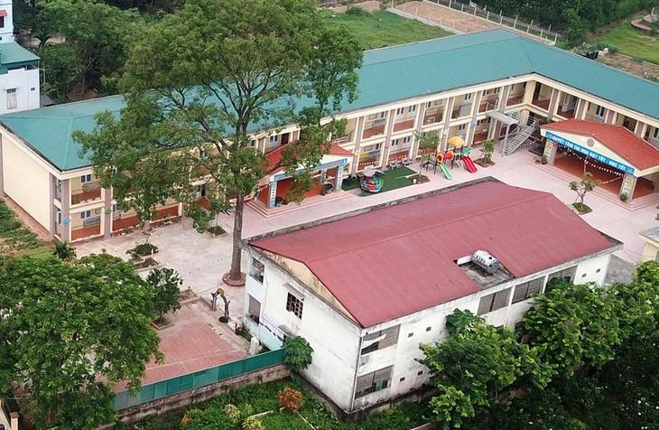 5 năm qua, Công ty TNHH Xây dựng và Thương mại Ninh Bình được công bố trúng trên 60 gói thầu xây lắp, đều trên địa bàn tỉnh Vĩnh Phúc. Ảnh minh họa: Nhã Chi