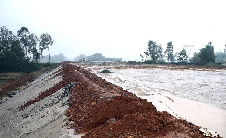 Dự án Đầu tư xây dựng đường Hồ Chí Minh đoạn tránh phía Đông, TP. Buôn Ma Thuột, tỉnh Đắk Lắk có tổng mức đầu tư hơn 1.509 tỷ đồng. Ảnh minh họa: Lê Tiên
