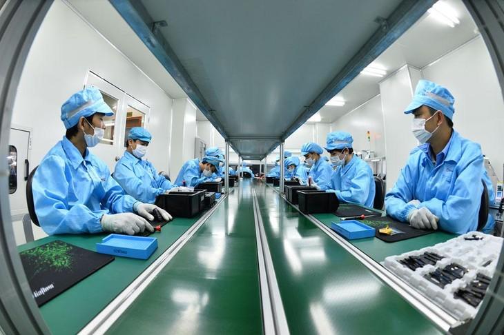 Việt Nam là một điểm đến hấp dẫn đối với các nhà đầu tư nước ngoài khi đã ký hàng loạt hiệp định thương mại tự do trong thời gian vừa qua. Ảnh: Hà Thanh