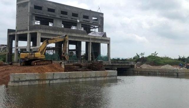 Dự án Quản lý nguồn nước và ngập lụt Vĩnh Phúc có tổng mức đầu tư hơn 4.800 tỷ đồng. Ảnh minh họa: Internet
