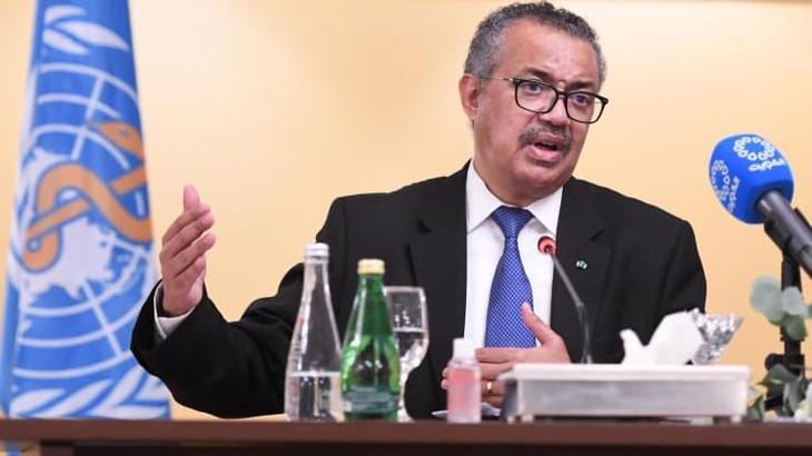 Tổng giám đốc WHO Tedros Adhanom Ghebreyesus - Ảnh: Getty/CNBC.