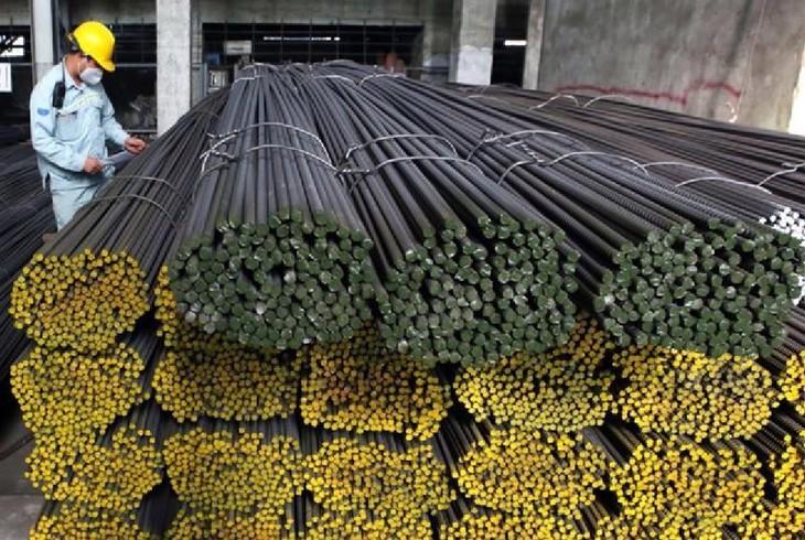 6 tháng đầu năm 2021, sản xuất thép của Việt Nam đạt gần 16 triệu tấn.