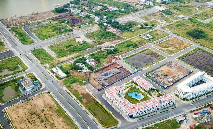 Giá trị m3 phản ánh biến động của thị trường, lợi thế của khu đất, như một giá trị thương quyền để được đầu tư dự án trên khu đất đó. Ảnh: Lê Tiên