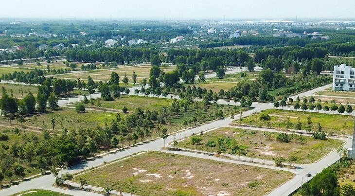 Diện tích đất đấu giá quyền sử dụng đất là 183.752,7 m2 thuộc khu đất thực hiện Dự án Khu dân cư Thanh Bình tại tỉnh Bình Phước. Ảnh minh họa: Phú An
