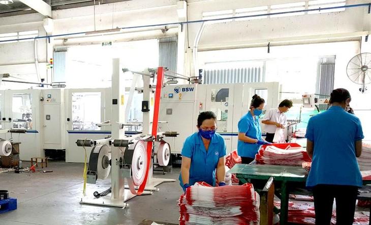 Hoạt động kinh doanh của Sadico Cần Thơ khôi phục và tăng trưởng trở lại sau khi Công ty TNHH MTV Mua bán nợ Việt Nam chuyển nợ thành vốn góp. Ảnh: Sadico