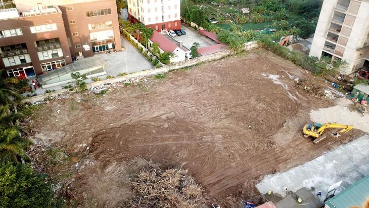 Hiện có nhiều dự án đầu tư xây dựng nhà ở thương mại trên cả nước bị ách tắc, không thể triển khai thực hiện. Ảnh: Lê Tiên