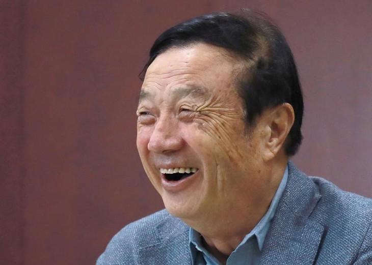 Nhà sáng lập Huawei Nhiệm Chính Phi - Ảnh: Getty/CNBC.