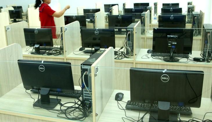 3 gói thầu mua sắm máy vi tính các loại do Trung tâm Mua tài sản công tỉnh Bình Thuận làm bên mời thầu liên tục bị nhà thầu phản ứng. Ảnh minh họa: Phúc An