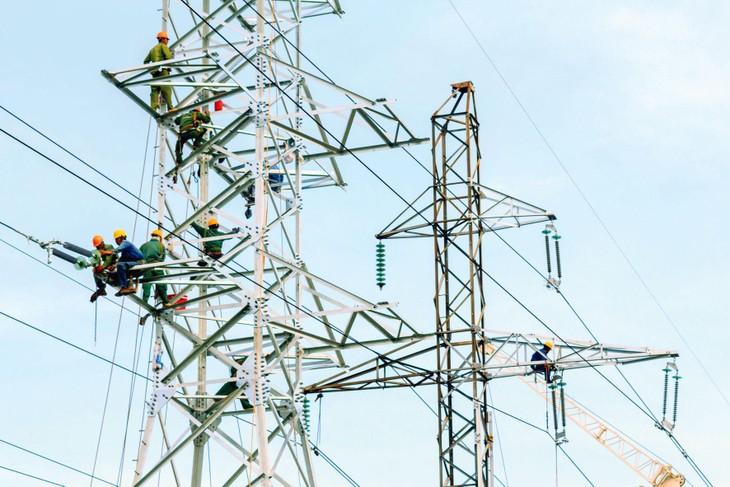 EVN Quốc tế 1 ghi dấu ấn tại dự án xây lắp đường dây 500 kV