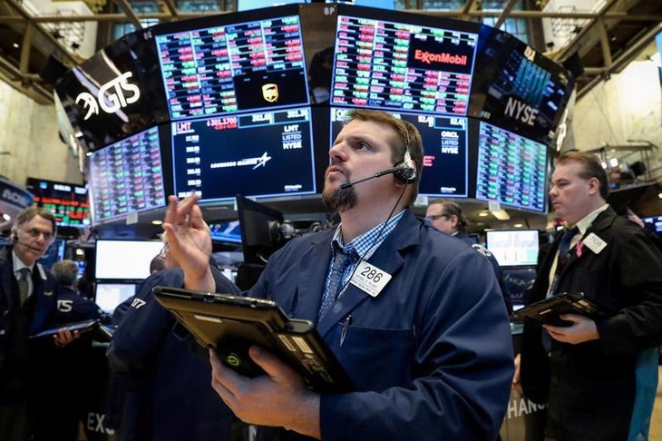 Ngóng tin Fed và Evergrande, chứng khoán Mỹ phục hồi bất thành