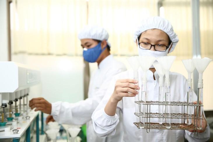 Gói thầu 2-2 Mua sắm thiết bị cho phức hợp phòng thí nghiệm nghiên cứu thuộc Dự án Nâng cấp Trường Đại học Cần Thơ có dự toán 321.383.852.080 đồng. Ảnh minh họa: Thiên Hương