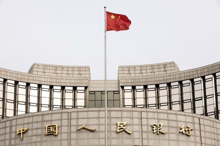 Trụ sở PBOC ở Bắc Kinh - Ảnh: Bloomberg.