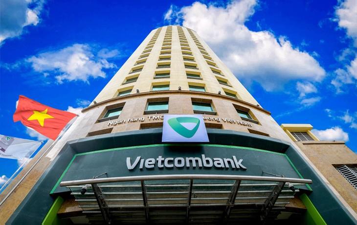 Vietcombank đứng đầu Top 25 thương hiệu tài chính Việt Nam