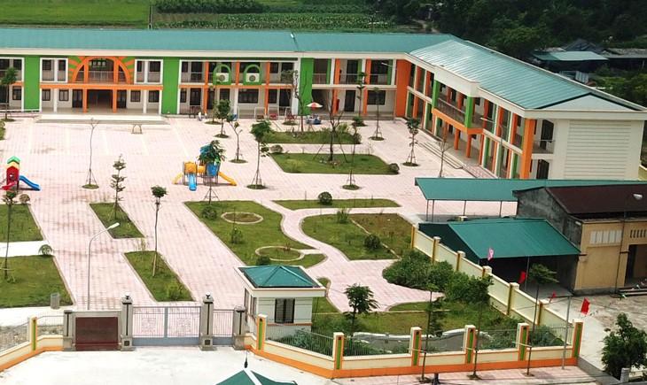 Từ tháng 10/2016 đến nay, Công ty TNHH Tư vấn thiết kế Xây dựng Nông thôn mới được công bố trúng 72 gói thầu tại Trà Vinh. Ảnh minh họa: Tiên Giang