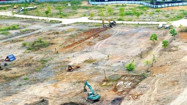 Hai khu đất thực hiện 2 dự án khu dân cư tại phường Mạo Khê, thị xã Đông Triều, tỉnh Quảng Ninh có tổng giá khởi điểm hơn 67,8 tỷ đồng. Ảnh minh họa: Nhã Chi