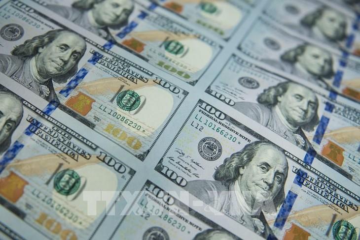 Giá USD sáng 29/9 quay đầu giảm. Ảnh: TTXVN phát
