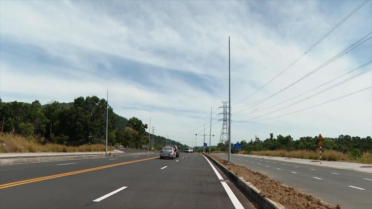 Dự án đầu tư xây dựng đường cao tốc Biên Hòa - Vũng Tàu (giai đoạn 1) có tổng mức đầu tư sơ bộ 19.616 tỷ đồng. Ảnh minh họa: Internet