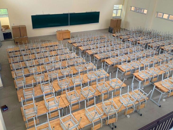 Đấu thầu mua sắm bàn ghế học sinh tại Bà Rịa - Vũng Tàu: Nhà thầu bị loại vì câu chữ?