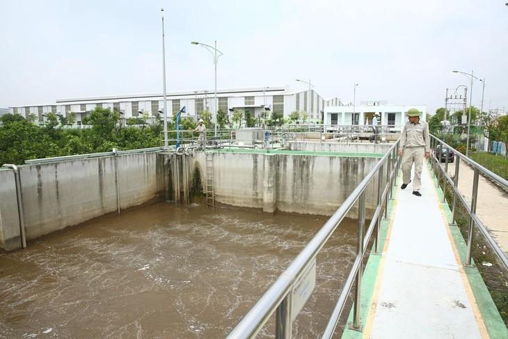 Viwaseen tham dự nhiều gói thầu quy mô lớn thuộc các dự án sử dụng vốn vay ODA có tổng mức đầu tư hàng nghìn tỷ đồng. Ảnh minh họa: Tiên Giang