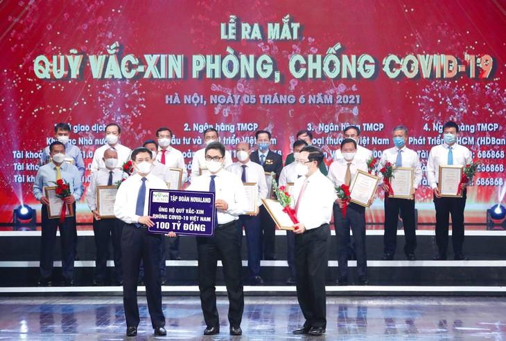 Thế hệ doanh nhân Việt Nam hôm nay không ngừng sáng tạo, làm giàu chính đáng cho gia đình, dân tộc, có trách nhiệm với cộng đồng. Ảnh: Phú An