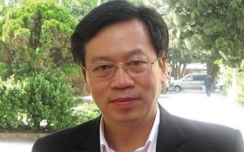 Ông Trần Ngọc Quang, Tổng thư ký Hiệp hội Bất động sản Việt Nam.