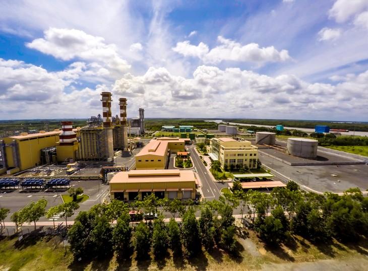 Nhà máy Điện Nhơn Trạch 1 thuộc Tổng công ty Điện lực Dầu khí Việt Nam