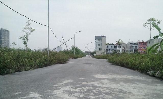 Hà Nội chuẩn bị đấu giá hàng loạt khu đất