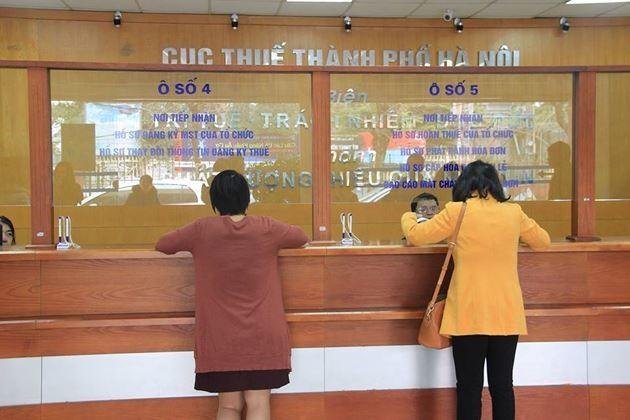 Cục thuế Hà Nội hiện quản lý hơn 4 triệu mã số thuế TNCN. Ảnh: Internet