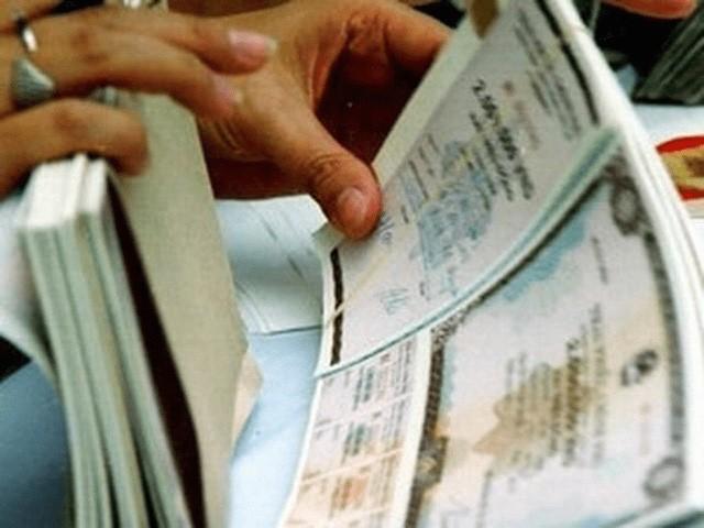Tăng trưởng chung của thị trường trái phiếu Việt Nam bị kiềm chế bởi mức sụt giảm của thị trường trái phiếu doanh nghiệp. Ảnh: Internet