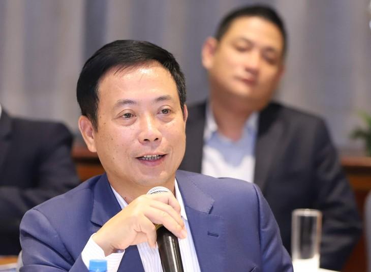 Ông Trần Văn Dũng, Chủ tịch UBCKNN. Ảnh: Quang Phúc