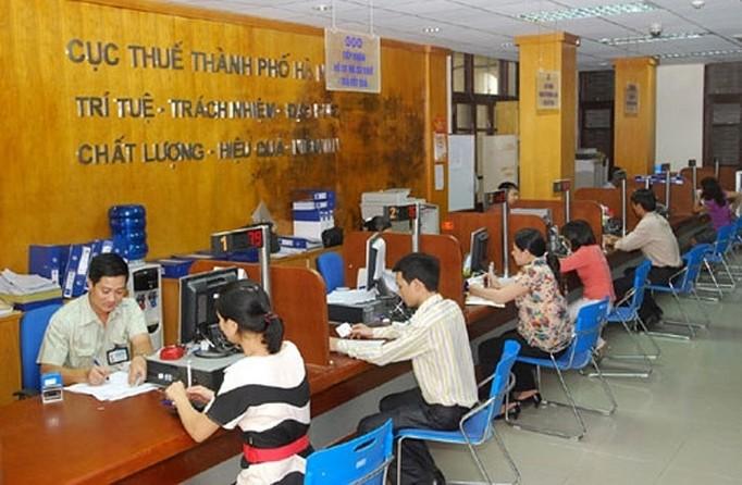 Cục Thuế Hà Nội đã đưa ra 4 kịch bản về giảm thu ngân sách nhà nước năm 2020. Ảnh: Internet