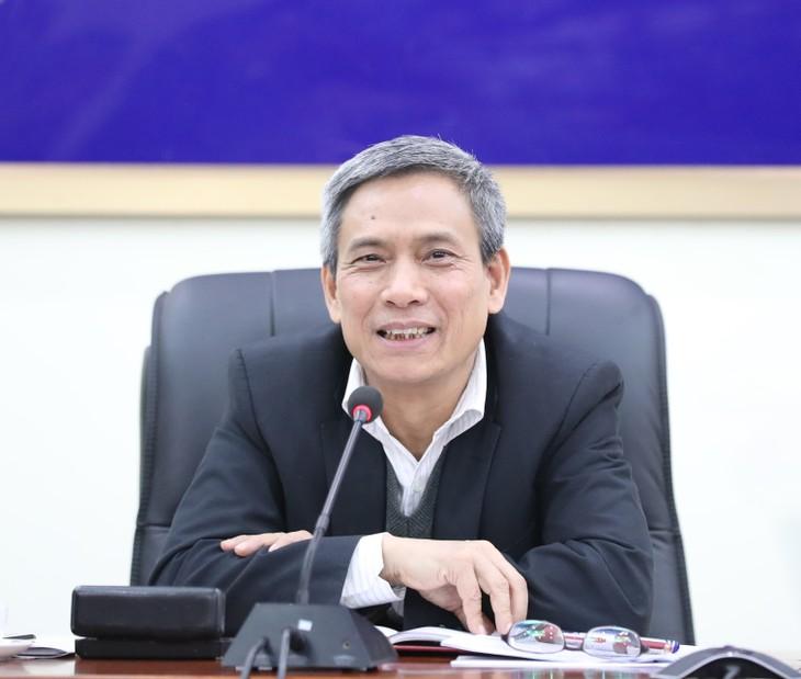 Ông Nguyễn Toàn Thắng, Tổng Thư ký Hiệp hội Ngân hàng Việt Nam. Ảnh: VNBA