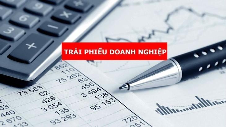 Khối lượng phát hành TPDN 4 tháng đầu năm 2020 giảm nhẹ so với cùng kỳ năm 2019. Ảnh: Internet