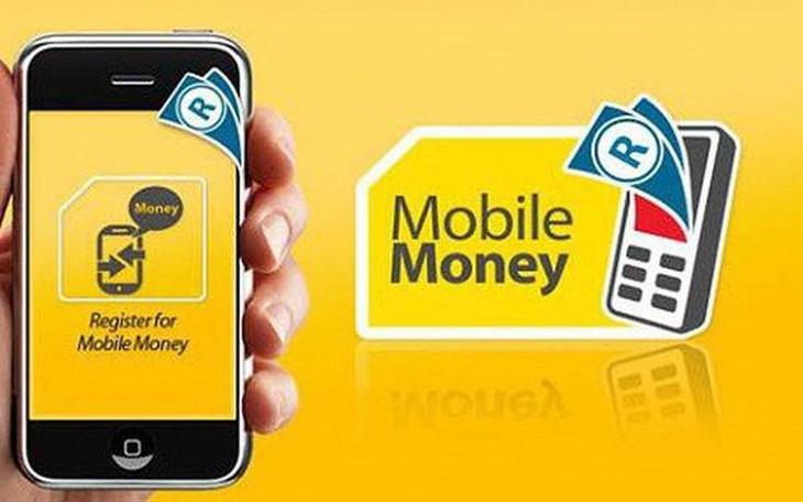 Mobile Money là phương tiện thanh toán trong nền kinh tế. Ảnh: Internet