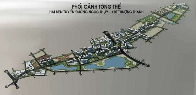 KTNN xác định giảm hơn 823 tỷ đồng tổng mức đầu tư Dự án Xây dựng tuyến đường từ đê Ngọc Thụy đến Khu đô thị mới Thượng Thanh. Ảnh: Internet