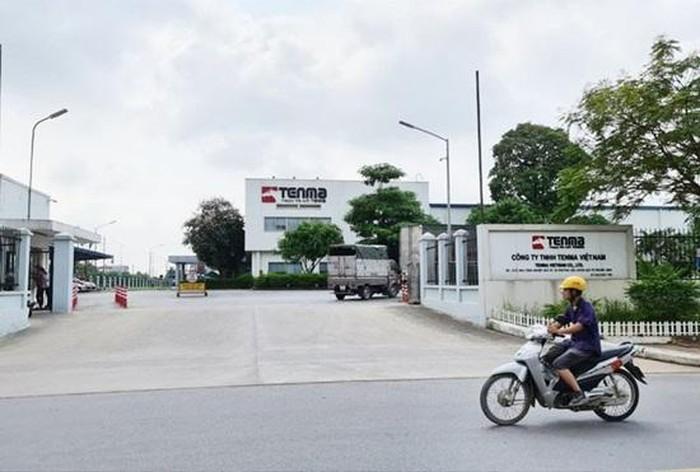 Các công chức tham gia đoàn kiểm tra sau thông quan và kiểm tra thuế tại Tenma Việt Nam bị đình chỉ công tác tạm thời. Ảnh:Internet
