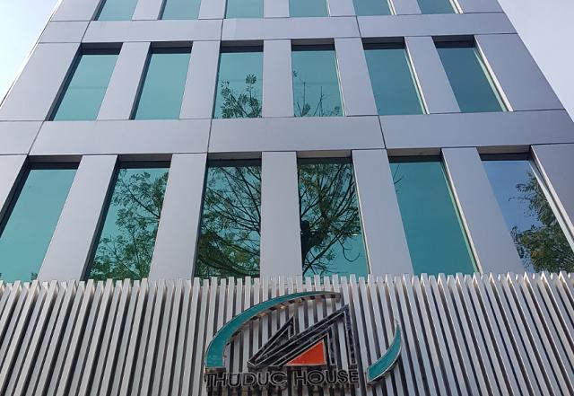 Cục thuế TP.HCM đã thi hành biện pháp ngừng sử dụng hóa đơn đối với Thuduc House. Ảnh: Internet