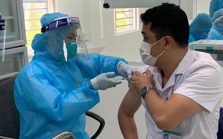 Dự kiến mua 150 triệu liều vắc xin phòng Covid-19 để tiêm phòng cho khoảng 75 triệu người. Ảnh: Internet