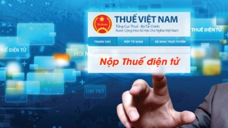 Đã có 825.724 DN tham gia sử dụng dịch vụ khai thuế điện tử