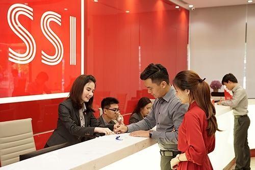 SSI đã hoàn thành 64% kế hoạch kinh doanh về lợi nhuận. Ảnh: Internet