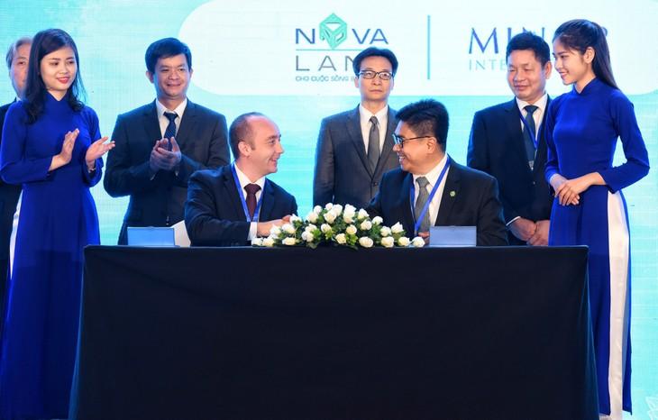 Tập đoàn Novaland ký kết hợp tác chiến lược cùng Tập đoàn toàn cầu Minor Hotels