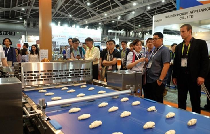 Food & Hotel Vietnam 2019 thu hút sự tham gia của hơn 600 doanh nghiệp đến từ 29 quốc gia và vùng lãnh thổ