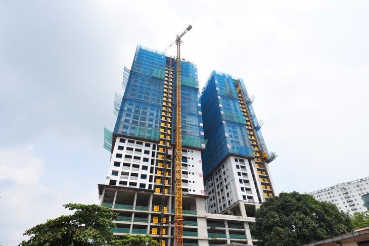 Dự kiến Dự án Phú Đông Premier sẽ được cất nóc vào tháng 11/2019 và bàn giao vào tháng 6/2020