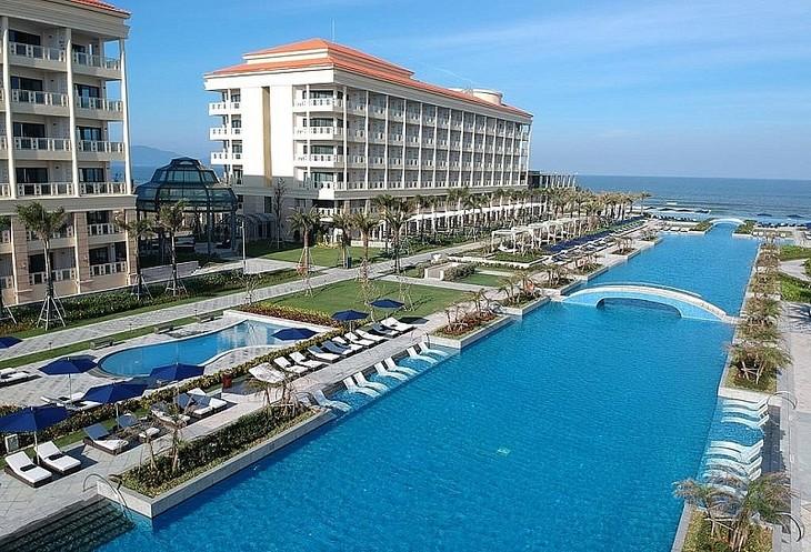 Ngành công nghiệp Việt Nam phát triển kéo theo nhu cầu về khách sạn của các doanh nghiệp trên toàn quốc gia tăng. Ảnh: Internet